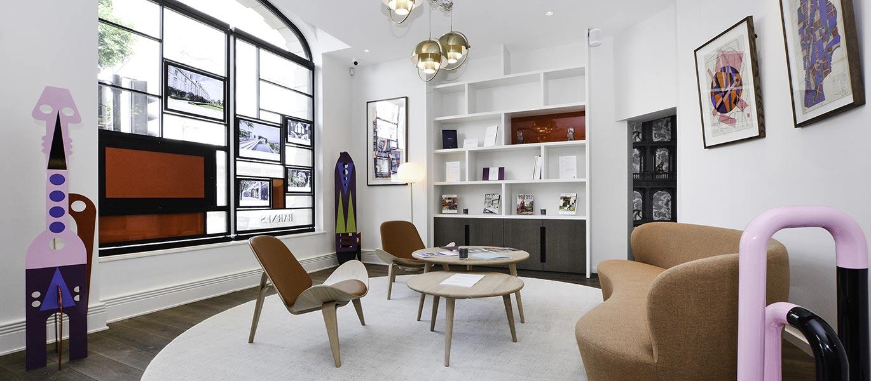 Exposition dans notre concept store BARNES London - Slideshow Picture 4