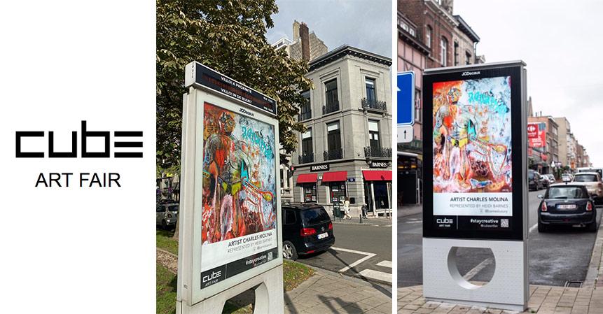 Cube Art Fair & Art Basel Miami : l'art au-delà des frontières